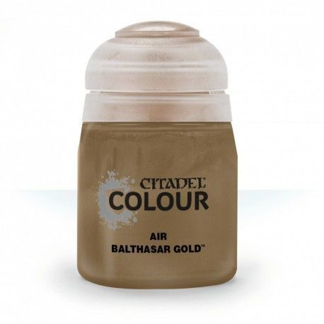 AIR: BALTHASAR GOLD 24ML