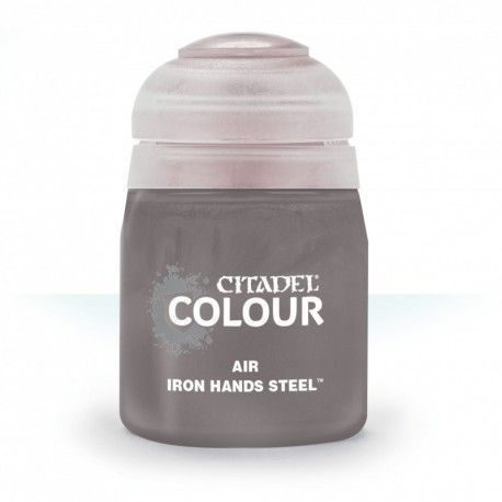 AIR: IRON HANDS STEEL (24ML)
