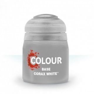 BASE: CORAX WHITE (12ML)