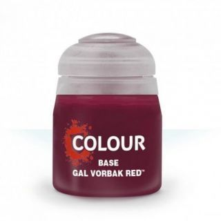 BASE: GAL VORBAK RED (12ML)