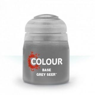BASE: GREY SEER (12ML) (6-PACK)