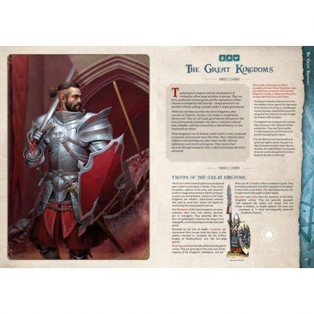 SAGA: La Edad de la Magia + Cartas de Magia (Castellano)