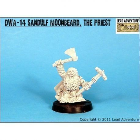 Sandulf Moonbeard, The Priest (1)