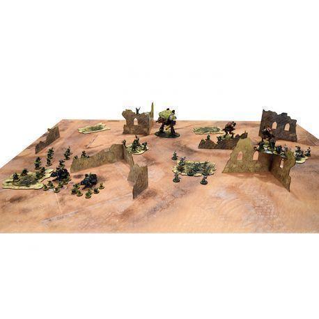 Essential Terrain Set. TALLARM RUINS