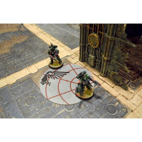 "KT 2"" OBJECTIVE AREAS. Imperium of Man (6)"
