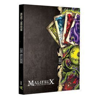 MALIFAUX 3RD EDITION CORE