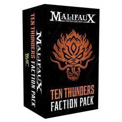 TEN THUNDERS FACTION PACK