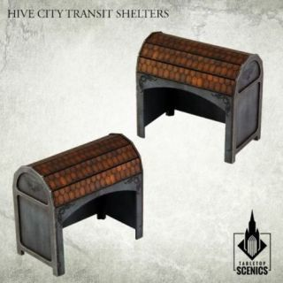 HIVE CITY TRANSIT SHELTERS