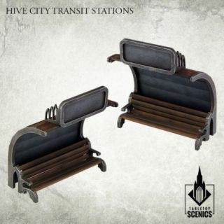 HIVE CITY TRANSIT STATIONS
