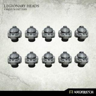 Legionary Heads: Cranium Pattern (10)