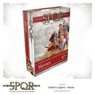 Caesar's Legions Heroes