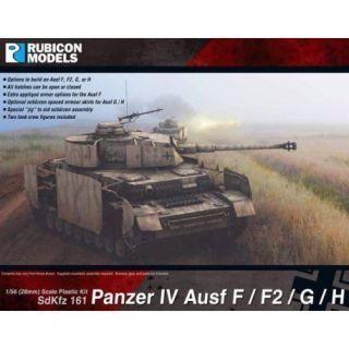 Panzer IV Ausf F/F2/G/H