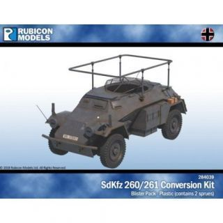 SdKfz 260/261 Upgrade Kit