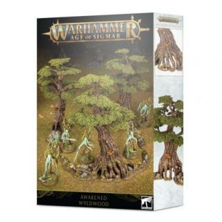 AGE OF SIGMAR: AWAKENED WYLDWOOD