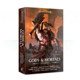 GODS AND MORTALS (PB)