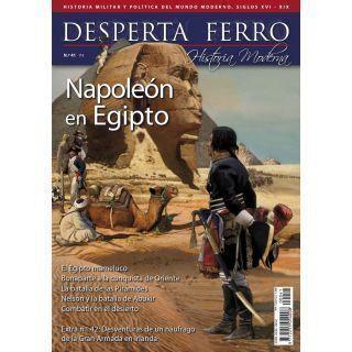 Desperta Ferro Historia Moderna 41Napoleón en Egipto