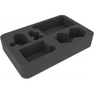 FOAM TRAY FOR BLACKSTONE FORTRESS: TRAITOR COMMAND