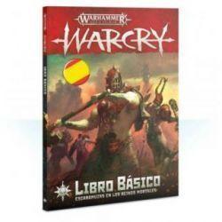 AGE OF SIGMAR: WARCRY LIBRO DE INICIO (ESP)