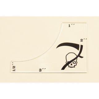 Death Measuring Ruler