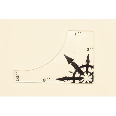 Chaos Measuring Ruler