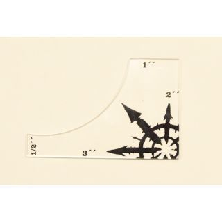 Chaos Measuring Ruler