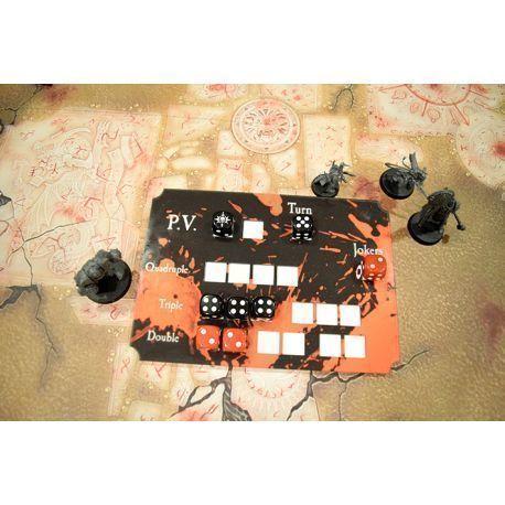 Chaos Arena Control Console