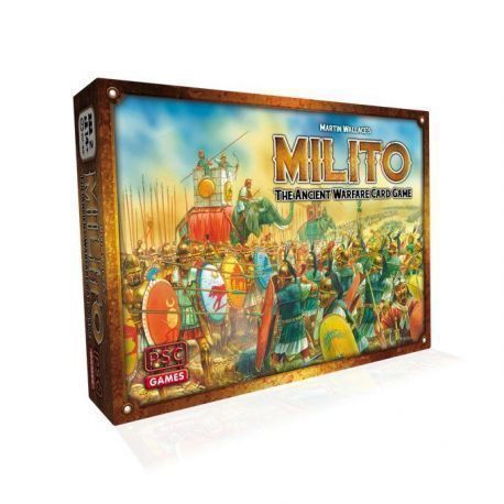Milito - The Ancient Warfare Card Game