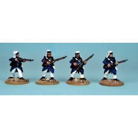 Legion in Greatcoats