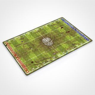 Fantasy Football Neoprene Pitch and Dugouts (29mm squares)