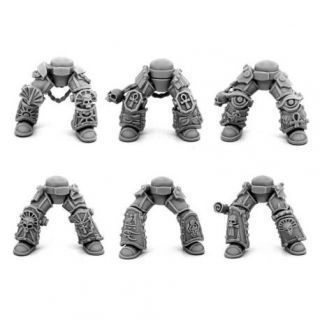 CHAOS EGYPT SONS TERMINATORS LEGS (6U)