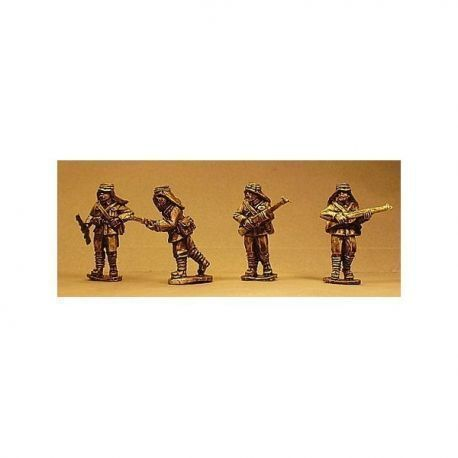 Sharifan Infantry (4 figures)