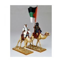 Lawrence of Arabia mounted on Camel.