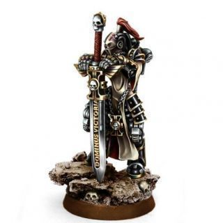 HERESY HUNTER DOMINATOR WITH POWER SWORD