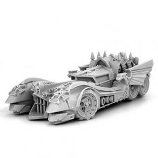 HERESY HUNTER INTERCEPTOR CAR