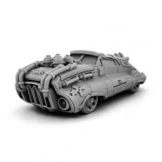 IMPERIAL CITY CAR MK-IX