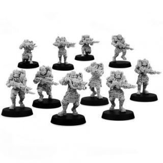 IMPERIAL DEAD DOGS SQUAD (10U)