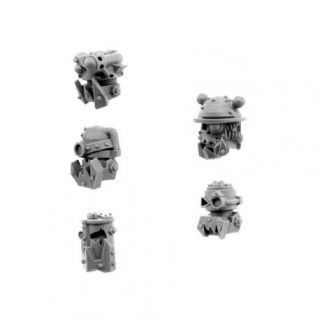 ORK CYBORG CONVERSION BITS BIONIC HEADS H-802 (5U)