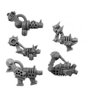 ORK CYBORG CONVERSION BITS BIONIC SLUGGA ARM K/403 (5U) (RIGHT)