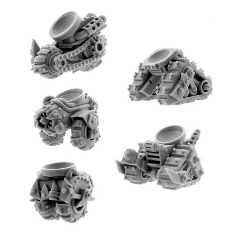 ORK CYBORG CONVERSION BITS BIONIC TROLLEY (5U)