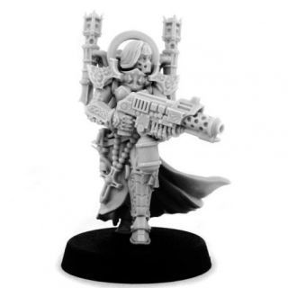 EMPEROR SISTER WITH FLAMER