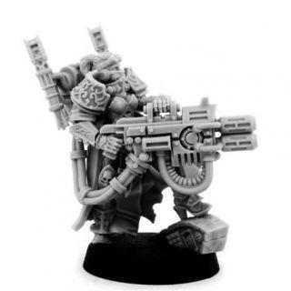 EMPEROR SISTER WITH HEAVY MELTING GUN