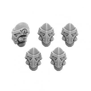 EMPEROR SISTERS COMMON HELMETS SET (5U)