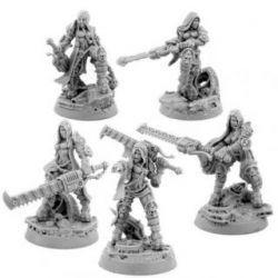 EMPEROR SISTERS REPENTIUM SQUAD (5U)