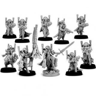 EMPEROR SISTERS SQUAD (10U)