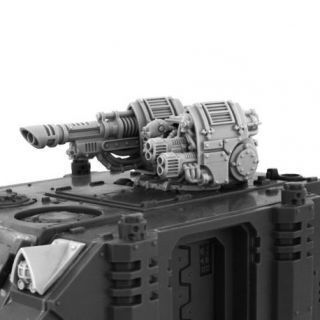 IMPERIAL LAS PLASMA CANNON TURRET [CONVERSION SET]