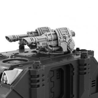 IMPERIAL LAS CANNON TURRET [CONVERSION SET]
