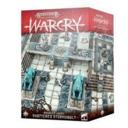 WARCRY: SHATTERD STORMVAULT