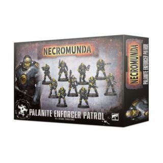 NECROMUNDA: PALANITE ENFORCER PATROL