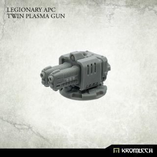 LEGIONARY APC TWIN PLASMA GUN (1)