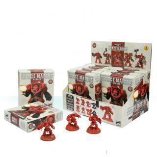 SPACE MARINE HEROES BLOOD ANGELS (1)